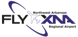 Northwest Arkansas Regional Airport Logo
